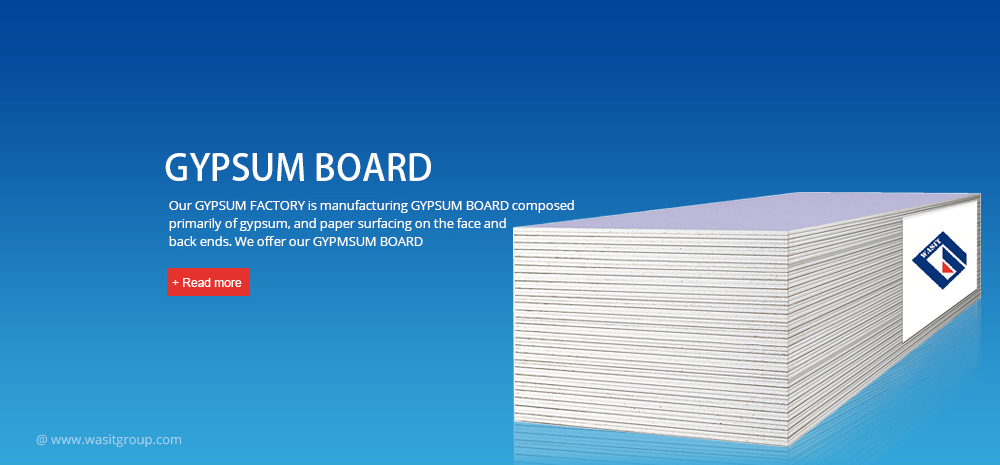 Gypsum-Board-WASIT-Group