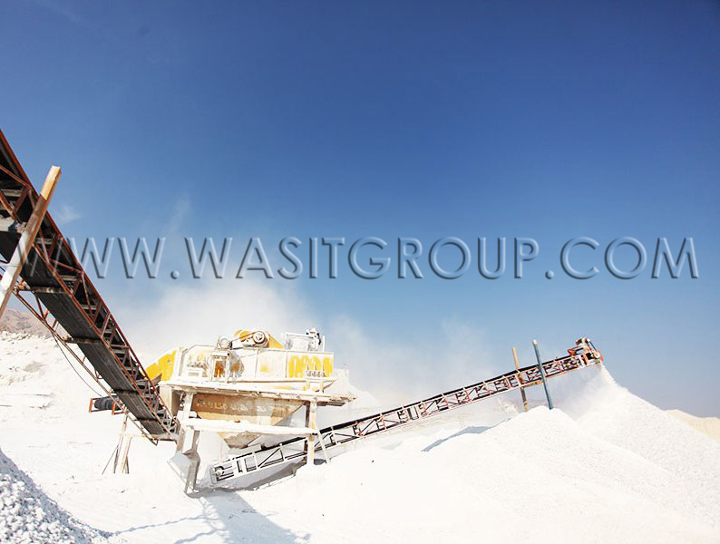 Gypsum Mine