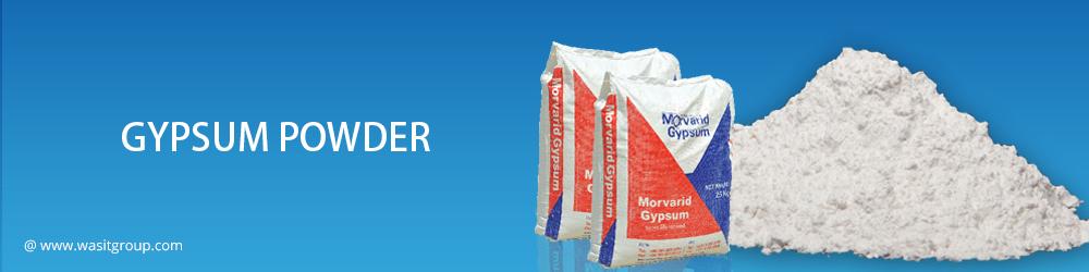 Gypsum Powder Suppliers Exporters Manufacturers In Uae Iran
